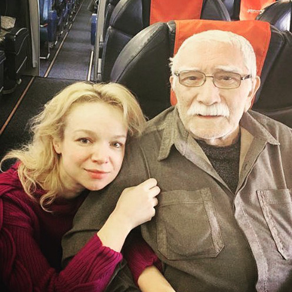 Виталина всегда рядом с Арменом Борисовичем