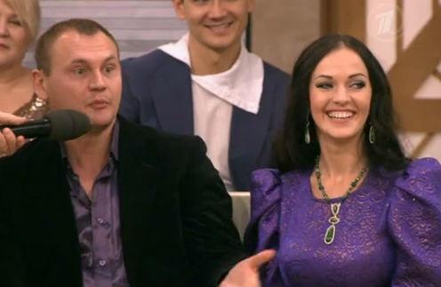 Степан и Женя поздравили всех молодоженов