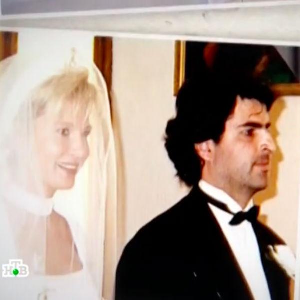Татьяна Веденеева с мужем Юрием Бегановым