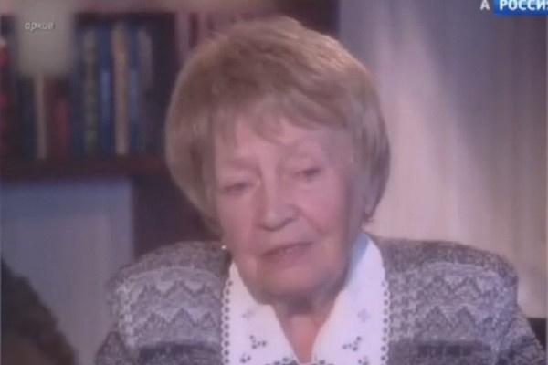 Мария Пастухова стала первой женой Николая Крючкова