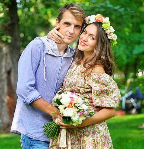 Мария и Сергей Адоевцевы