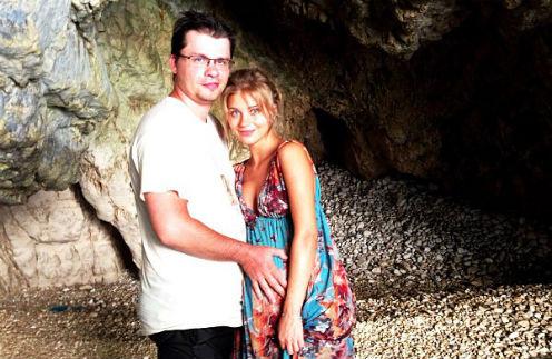 Кристина Асмус не беспокоится, что ее могут развести с Гариком Харламовым
