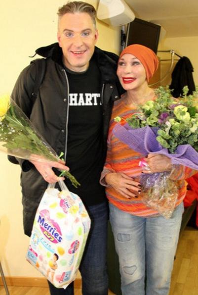 Татьяна Васильева обожает единственного сына