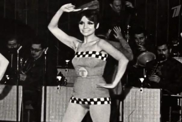 В советское время Люся объездила полмира в составе балетной труппы