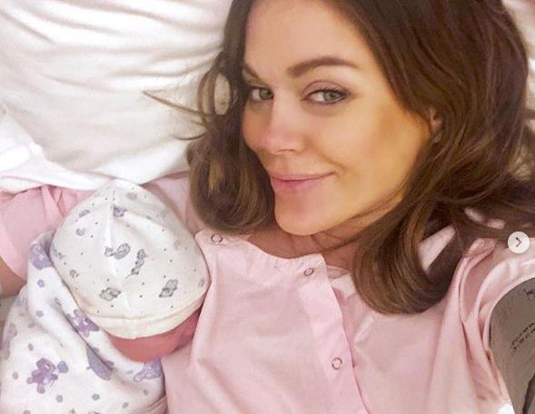 Таня Терешина сообщила подписчикам о рождении сына