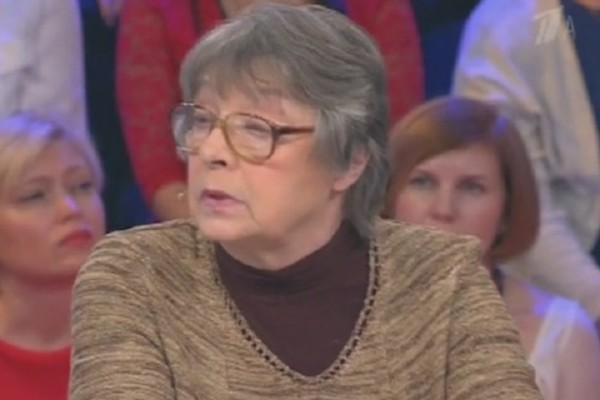 Людмила Абрамова часто вспоминает бывшего супруга