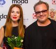 Владимира Преснякова и Дмитрия Маликова наградили за чувство стиля