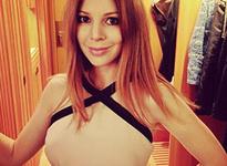 Беременная Наталья Подольская продолжает выступать