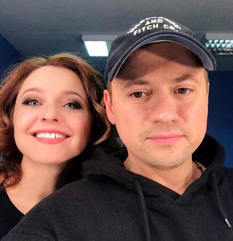Валентина Рубцова и Андрей Гайдулян