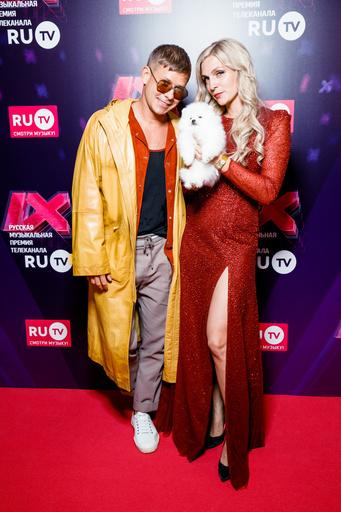 Митя Фомин и Екатерина Кабакова