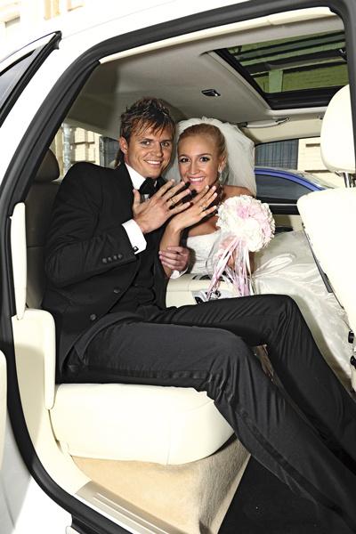 Ольга и Дмитрий прожили в браке больше 4 лет. Пара расписалась 26 июня 2012 года