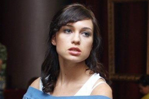 Актриса появилась в пятом сезоне сериала