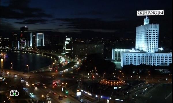 Вид из окна новой квартиры Сергея Жукова