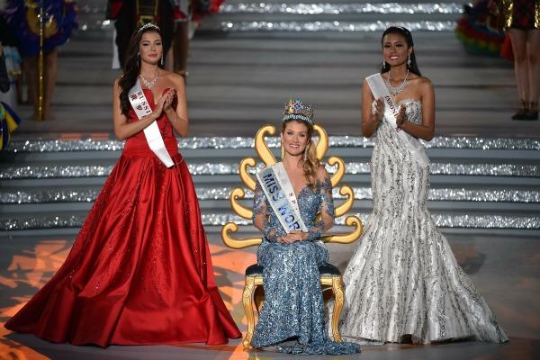 Первое место на конкурсе заняла испанка Лалагуна Ройо