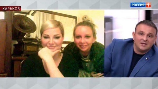 Екатерина Вороненкова заявила, что восхищается Марией Максаковой