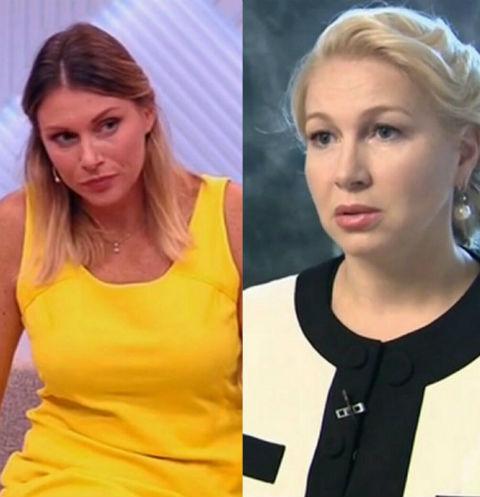 Екатерина Ифтоди и Екатерина Одинцова