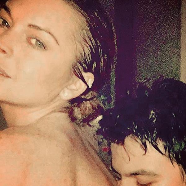 Соцсети актрисы пестрят фотографиями с новым бойфрендом