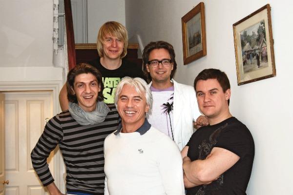 «Кватро» мечтают снова спеть с Дмитрием Хворостовским