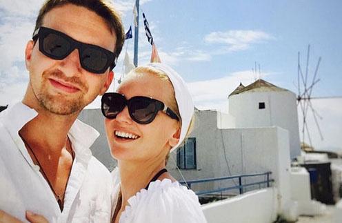 Елена Кулецкая и Станислав Романовский