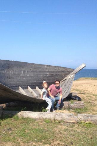 Марианна и Родион Газмановы