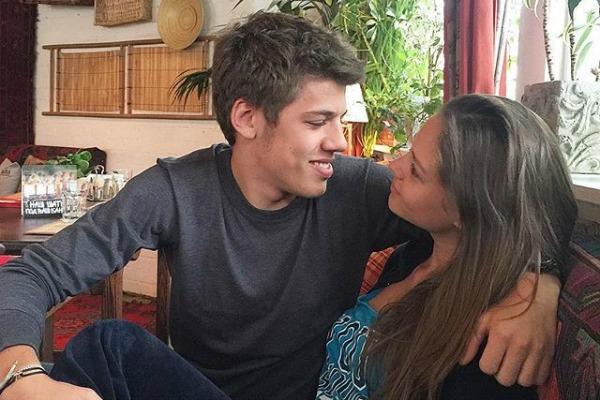 В феврале модель рассталась с сыном ресторатора Никитой Новиковым