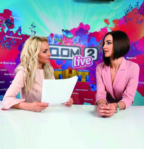 Ольга Бузова дала откровенное интервью экс-участнице «Дома-2» Наталье Варвиной