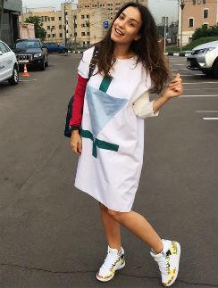 Поклонникам Виктории Дайнеко ее наряд не пришелся по вкусу