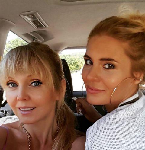 Валерия с дочерью Анной Шульгиной едут в Лион на концерт Рианны