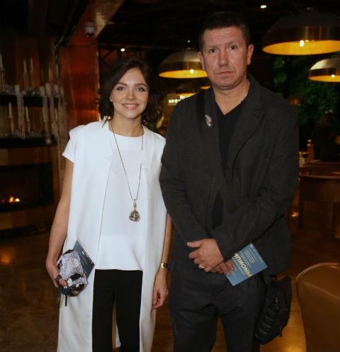 Сергей Кристовский и Наталья Земцова тайно женились