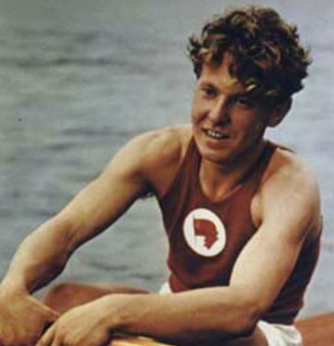 Олимпийский чемпион защищала Петербург от фашистов