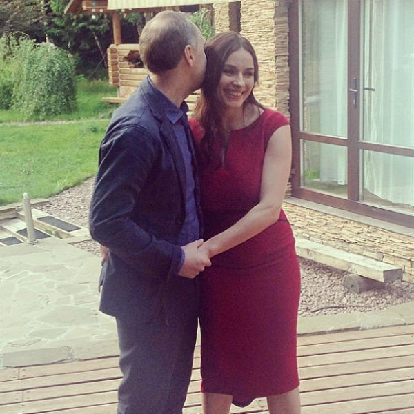 Супруги счастливы прибавлению в семействе