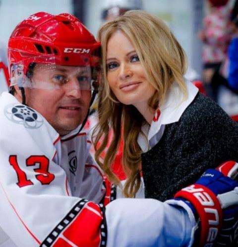 Александр Морозов и Дана Борисова