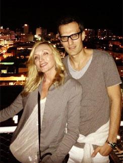 «Прекрасный вечер в Майами!» - подписала снимок Кристина