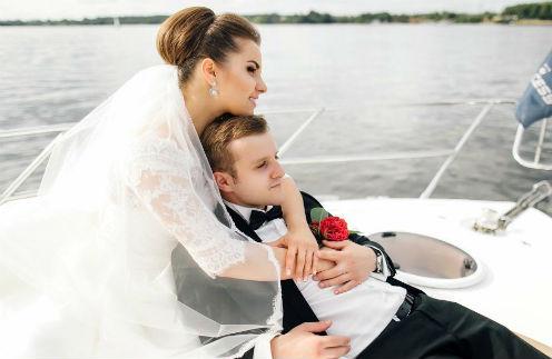 Игорь Огурцов и Ия Оганезова поженились 28 августа