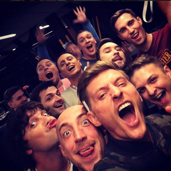 """Comedy Club в Сочи на гонках """"Формулы-1"""""""