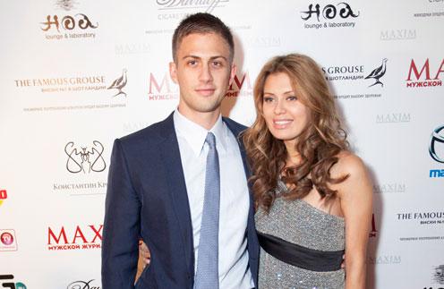 Виктория Боня и Александр Смерфит