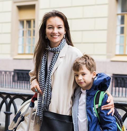 Ольга Павловец и Макар Шибанов