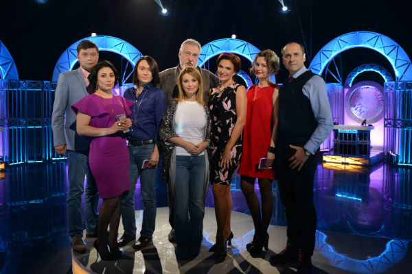 Ольга решила принять участие в телепрограмме