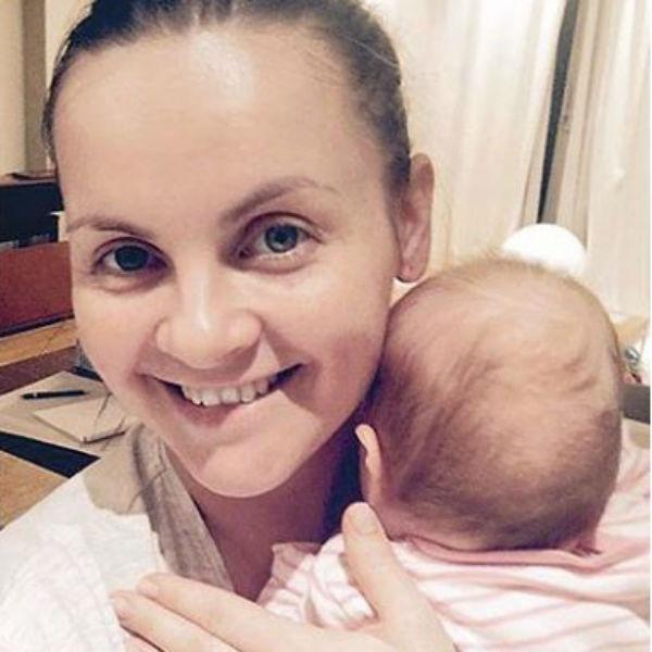 Теперь дочь Юлии и Игоря будет часто гулять на свежем воздухе