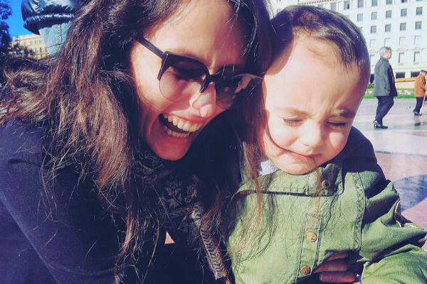 Дети Александра Гордона - Анна и Саша