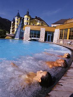 Главный приз - отдых в SPA-отеле