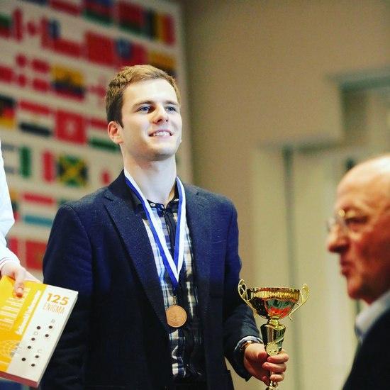 Даниил Юффа – гроссмейстер, международный мастер