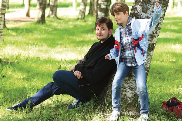 По словам Булановой, ее мечта сбылась: она вырастила из сыновей настоящих мужчин