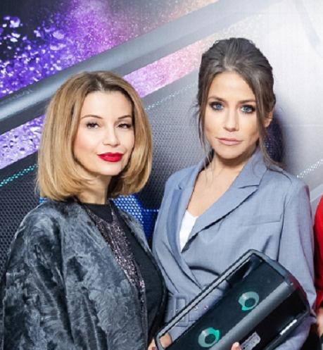 Ольга Орлова и Юлия Барановская