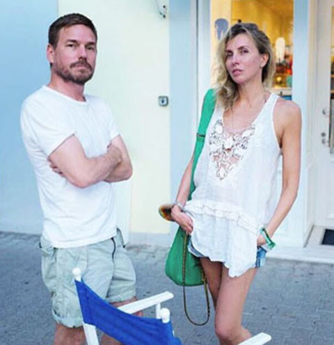 Светлана Бондарчук и Алексей Молчанов вместе отдыхали минувшим летом