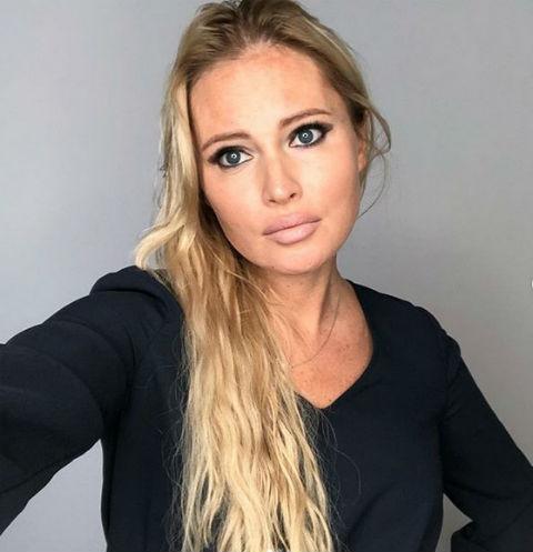 Борисова не стесняется своего прошлого