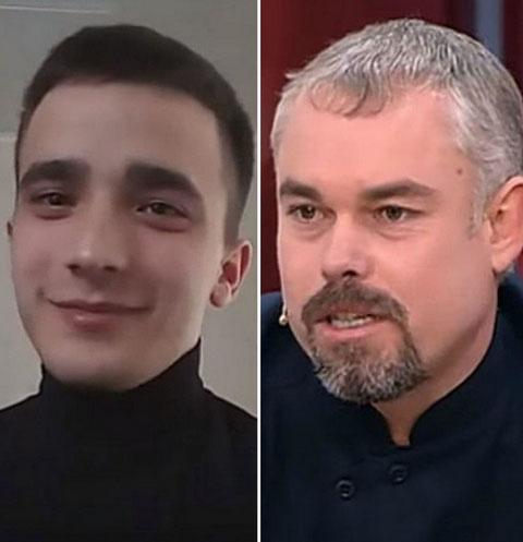 Сергей Семенов и Алексей Шурыгин