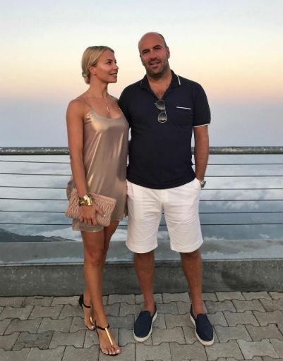 Ростислав Хаит появился на празднике вместе с возлюбленной