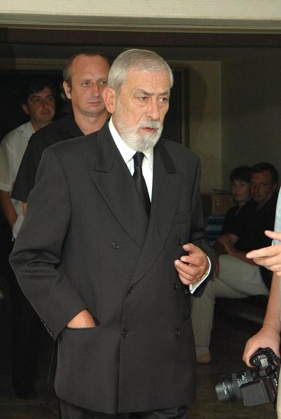Кикабидзе, сыгравший в «Мимино», не смог проводить друга в последний путь из-за проблем со здоровьем
