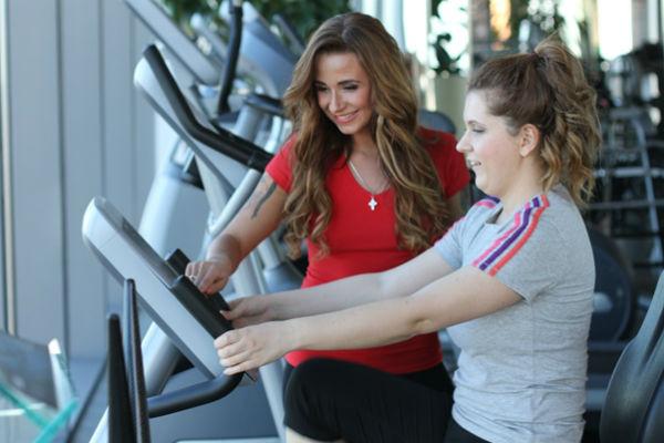 Мила Гриценко помогла Денисовой быстро похудеть